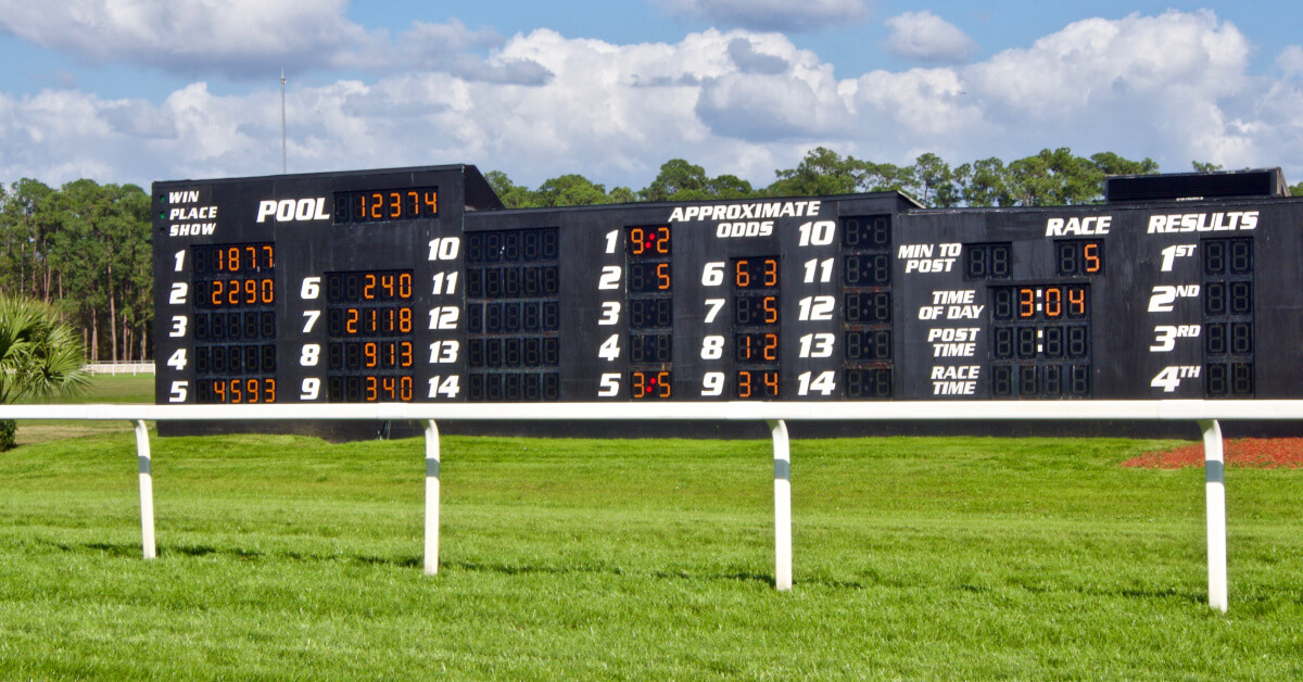 tote board betting systems